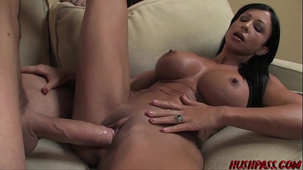 Jewels Jade Takes on the Giant Cock of Whitezilla Thumb