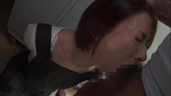 Japanese MILF forced blowjob by her boss - javqds.com