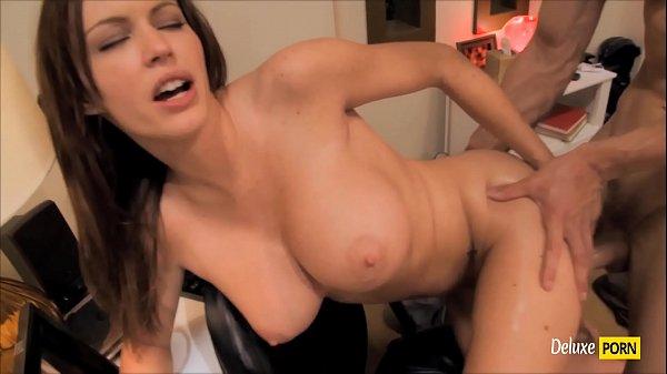 Jenna Presley Taking Monster Cock In Her Tight Peach