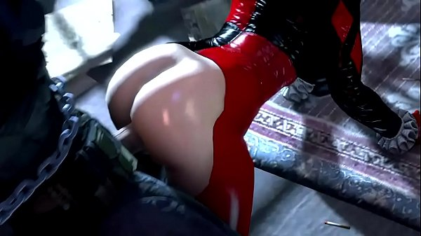 Harley Quinn Nude: HARLEY QUINN GOING CRAZY FOR DICKS (DEMO)