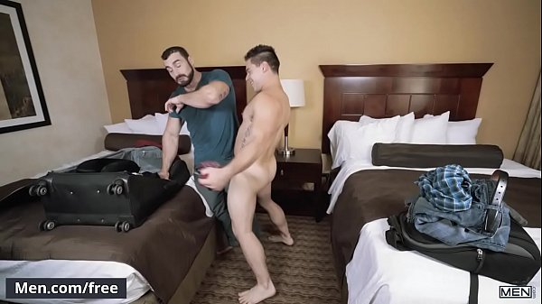 Men.com - (Aspen Jaxton Wheeler) - Pit Stop - Str8 to Gay - Trailer preview