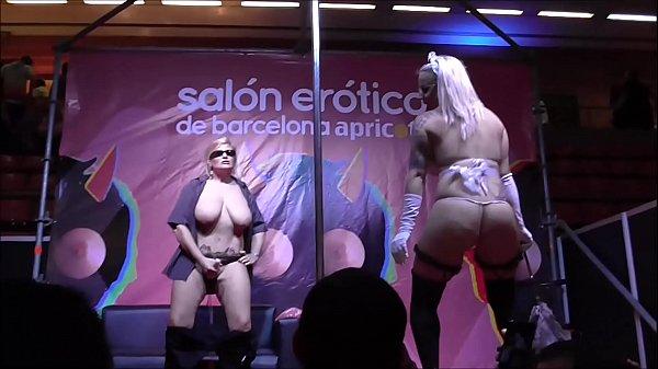 Mejores shows del Salón Erótico de Barcelona 2016 equipo Musa Libertina