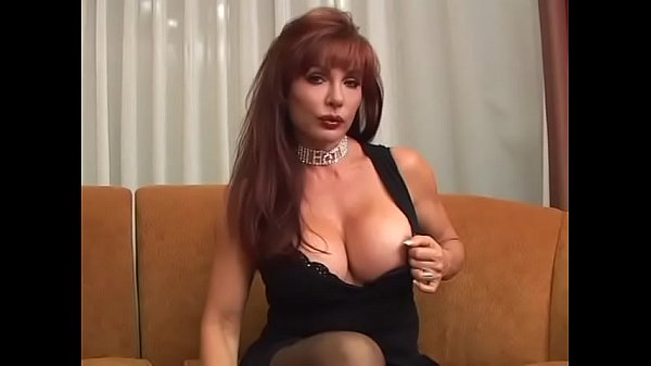 Milf with very big Boobs becomes sperm on face