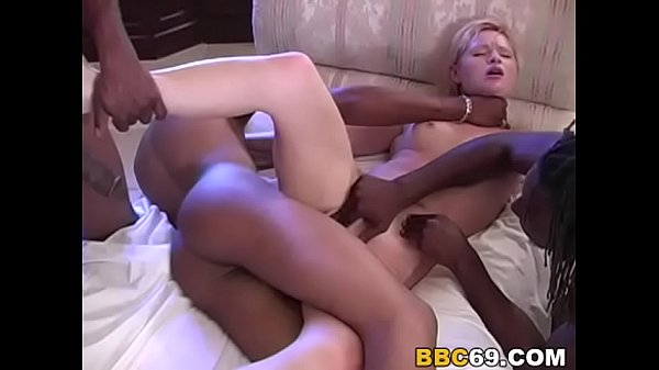 Interracial Gangbang With Teen Michelle C