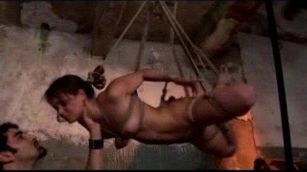 Бдсм подвешивание к грудям