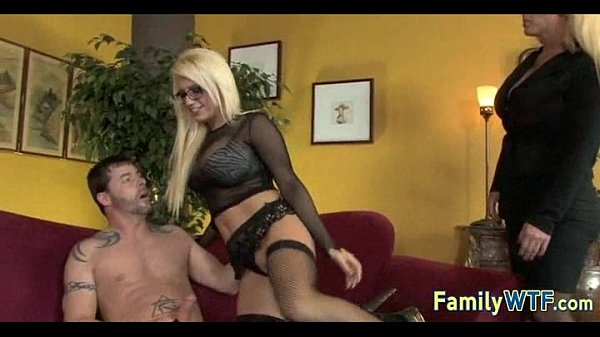 Mom and daughter threesome 0023