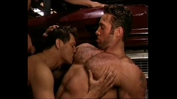 Hot Gay Guys Fucking In Trio