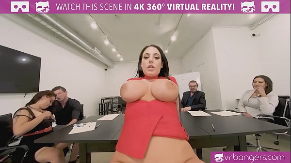 VRBangers.com-Cute student use sex to pay for her room VR porn Thumb