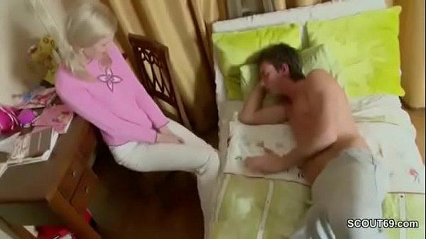 Русский Секс Брат Целку