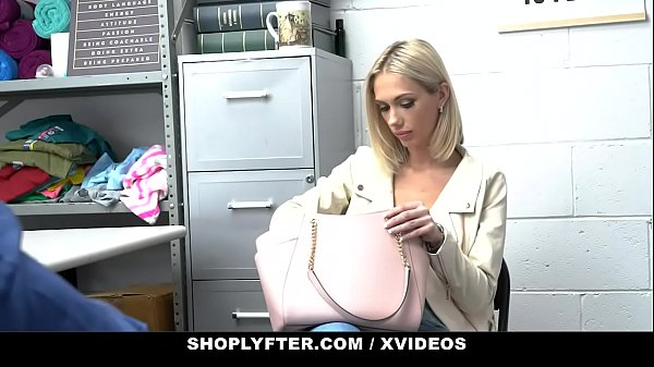 ShopLyfter - Hot Teen (Sky Pierce) Caught Stealing And Fucked