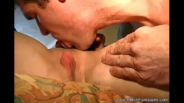 Dutch Fuck With Natural MILF