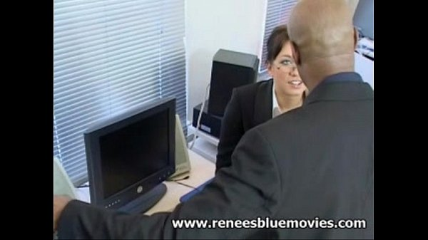 Stephanie Richards: Renee Richards Office Interracial Sex