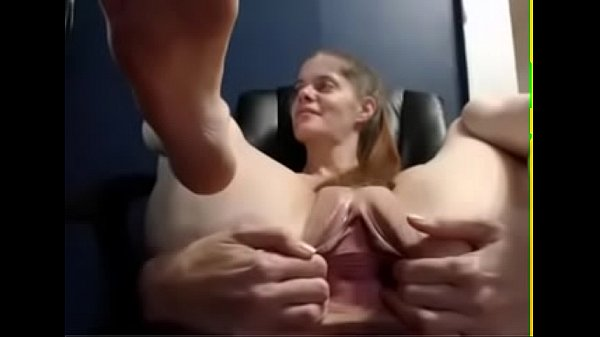 epic Pussy and anal gaping Show from camgirl Chasey - analcams.tv