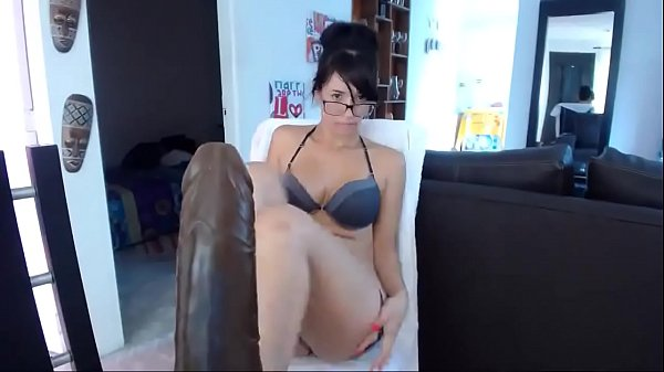 Hot and Sexy Webcam Girl Teases and Fucks Dildo more at datecam.tk