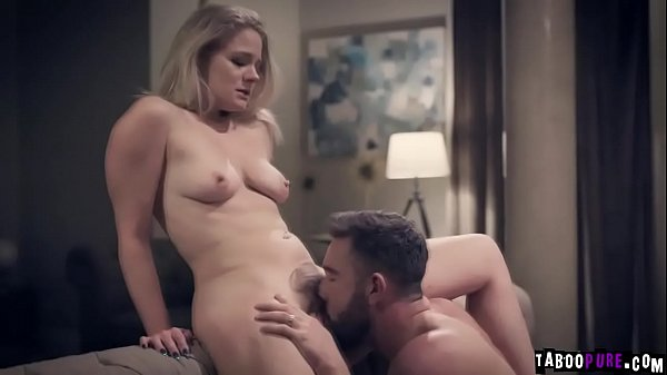 Lisey Sweet loves grinding her pussy on top of a massive man meat and cums so much on top it Thumb
