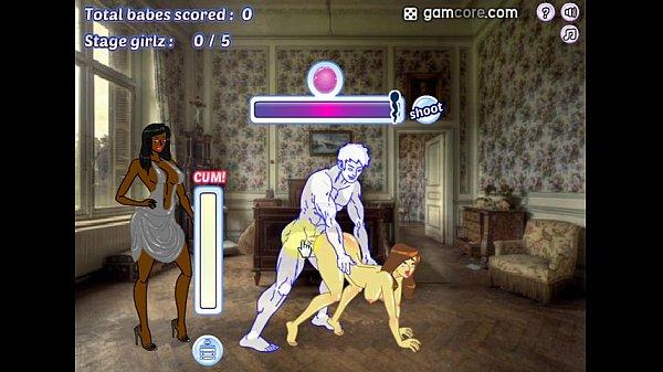 Порно призрак игра