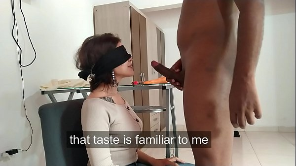 tricked my stepsister into sucking my dick, thought I'd guess the food Thumb