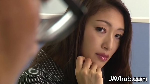 JAVHUB Reiko Kobayakawa will do anything for a raise Thumb