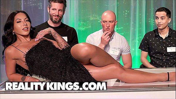Beautiful (Morgan Lee) Fucks (Zac Wild) Who Is The Winner Of A Male Contestants - Reality Kings Thumb