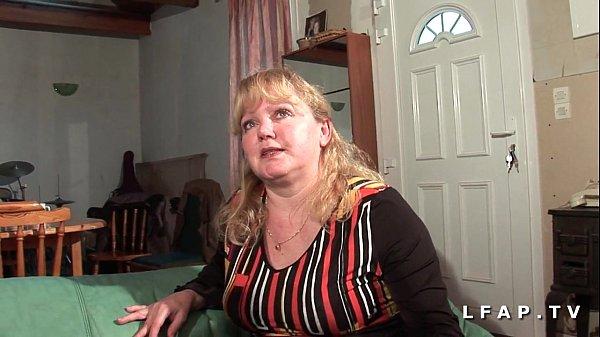 Grasso ragazza ha portato il marito a casting porno