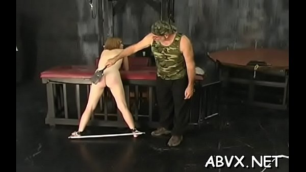 Flaming nude spanking and non-professional extreme servitude porn Thumb