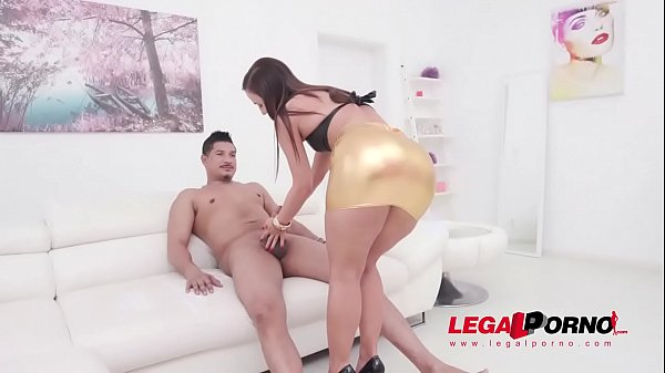 Kristy Black assfucked by 1, 2, 3, 4 guys and then gangbanged by all 10 of them SZ2300