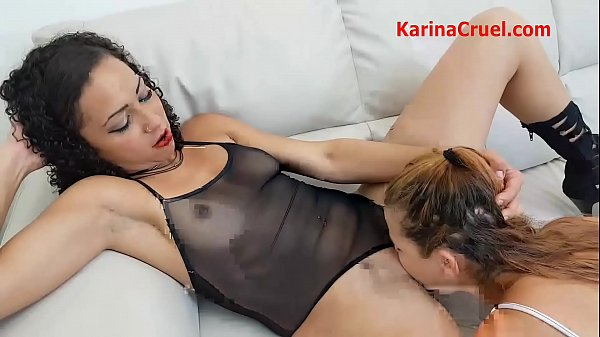 Sucking Jennifer´s Mature Pussy With Cum Thumb