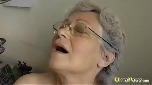 OmaPasS Big Natural Tits Played by Lesbians Thumb