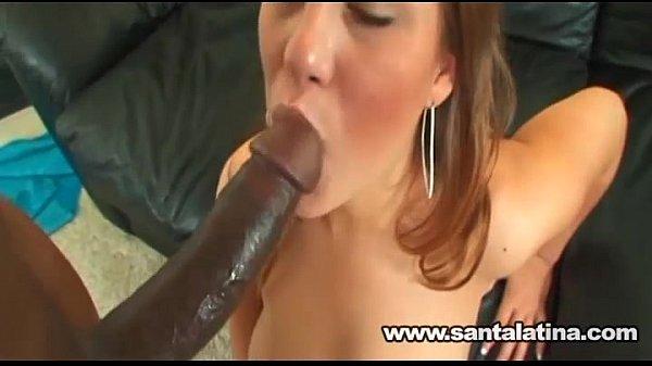 Kaylee Sanchez gets a big black dick in her pussy