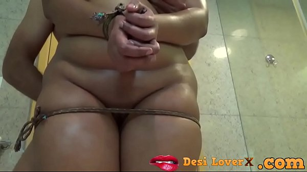BDSM Roleplay Indian Wife Massage Thumb