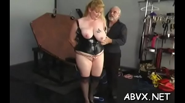 Naked chicks roughly playing in bondage xxx amateur clip Thumb