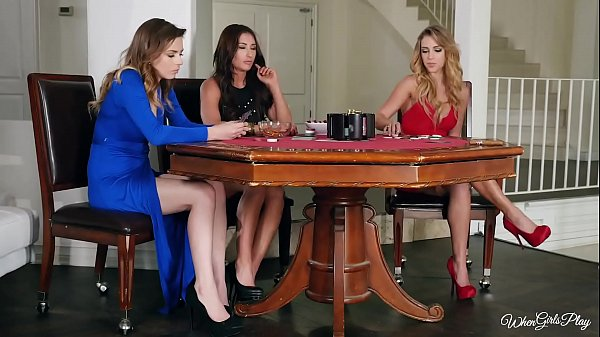WhenGirlsPlay - Alex Blake, Davina Davis, Zoey Taylor Poker Face Thumb