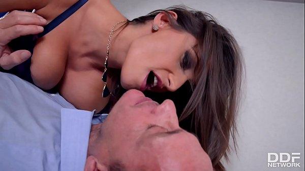 Busty Romanian Busty Sex Goddess Sensual Jane Titty Fucked Real Hard Thumb