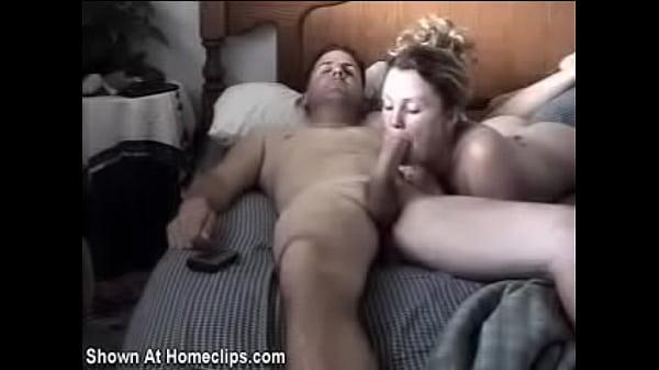 wife bj handless - no audio