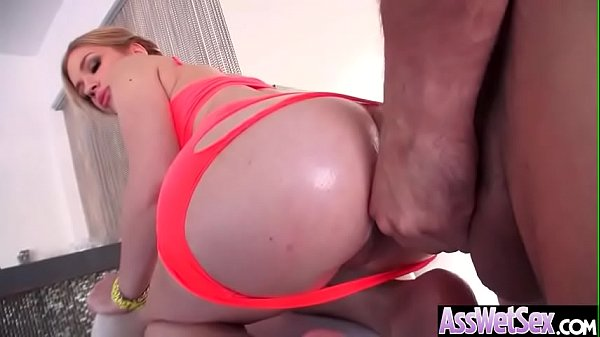 Deep Hard Anal Sex With Big Round Butt Girl (Bi...