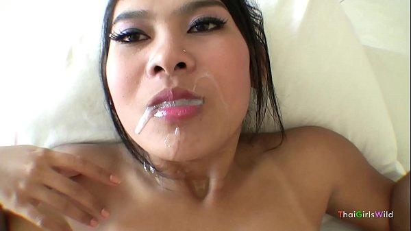 หนังโป๊ออนไลน์ เย็ดสาวไทยจัดหนักจัดเต็มน้ำแตกเต็มปากอย่างเสียว