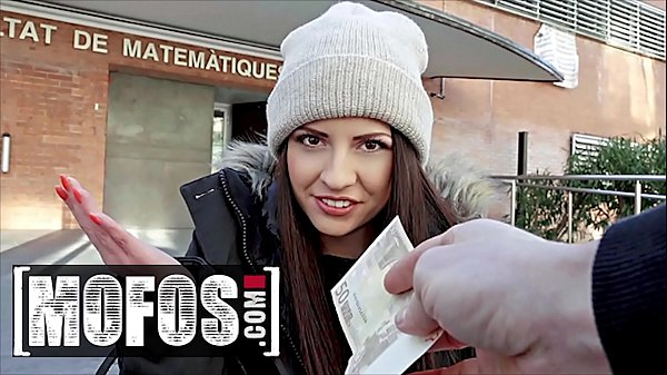 Italian Teen (Rebecca Volpetti) Getting Her Ass Fucked In Public - MOFOS Thumb