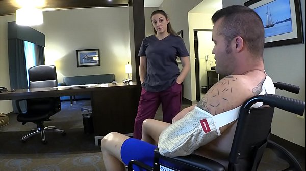 Nurse MILF Mom Soothes Injured Son Part 1 Thumb