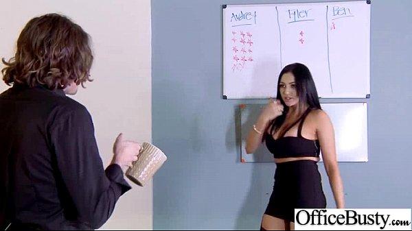 (audrey bitoni) Busty Slut Office Girl Like Hardcore Sex mov-05