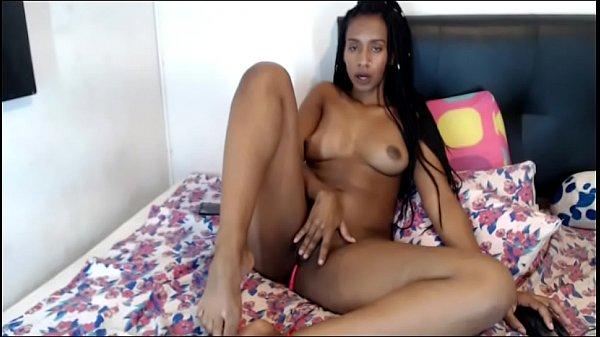 Ebony Webcam Play