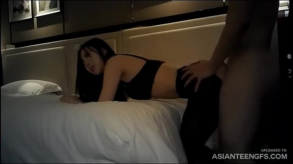 Sexy Asian prostitute in stockings shagged in a hotel Thumb