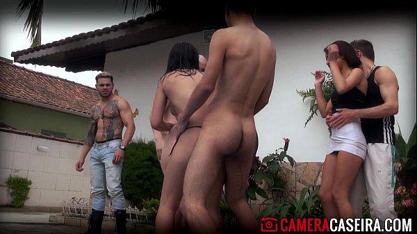 Порно вечеринки бразилий