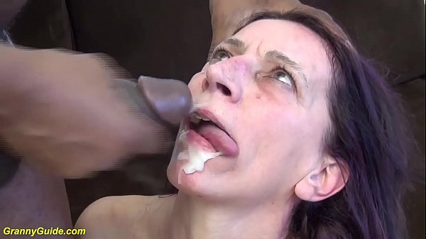 ugly 69 years old mom first brutal interracial Thumb