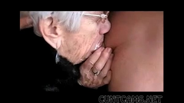 Granny sucks boys cock Granny Sucks Boys Cock For Her Birthday More At Cuntcams Net Xvideos Com