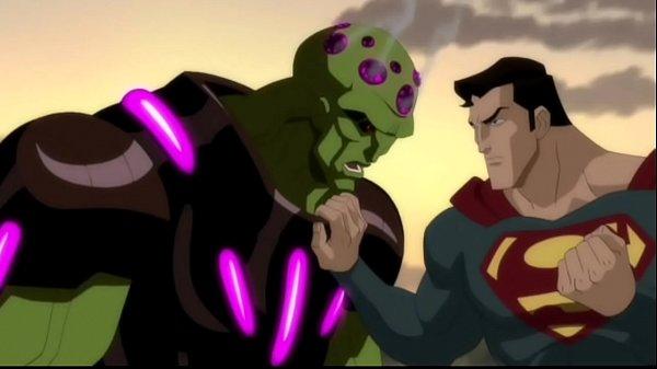 Superman Fode O Cú De Brainiac Ao Som De Skillet Hero Thumb