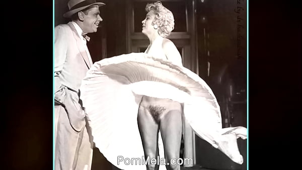 Famous Actress Marilyn Monroe Vintage Nudes Compilation Video Thumb
