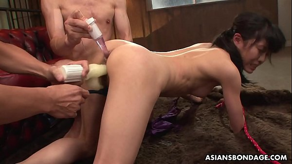 Mika Shindo is a perfect sex slave and fuck doll