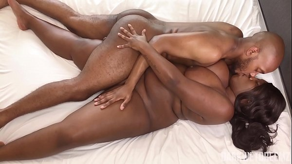 Ebony Couple Have Passionate Sex | Fan Custom Preview | BBW Thumb