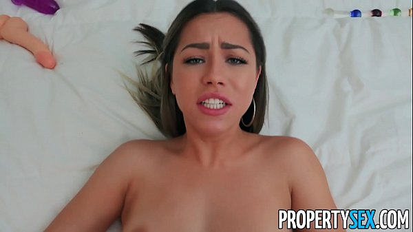 PropertySex Client creampies his hot real estate agent in apartment Thumb