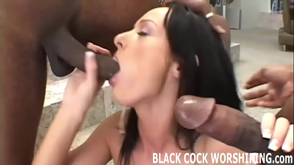 Slam my pussy with your big black cock Thumb